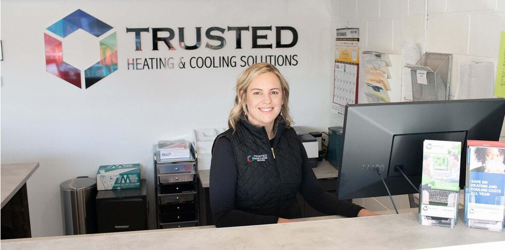 Trusted heating cooling solutions Hamburg MI