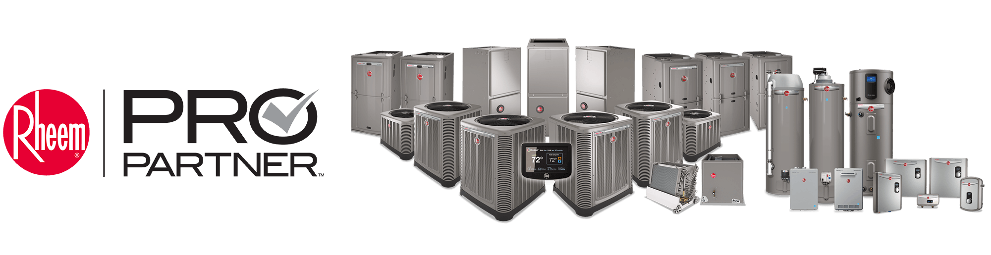 Rheem heating and cooling authorized dealer Livingston County MI