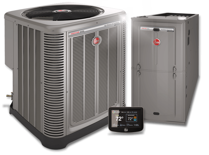 HVAC installation and upgrades Brighton, MI