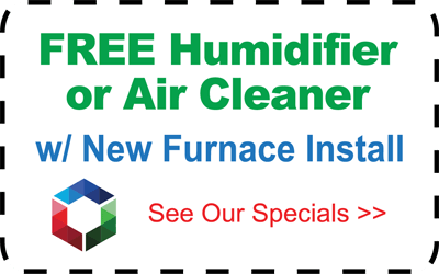 New furnace installation specials Brighton and Livingston County