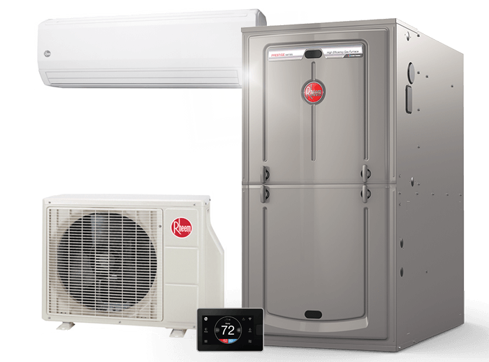Furnace installation and replacement Brighton, Howell, Livingston County