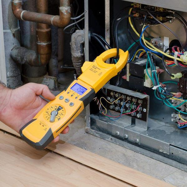 Furnace repair service Livingston County