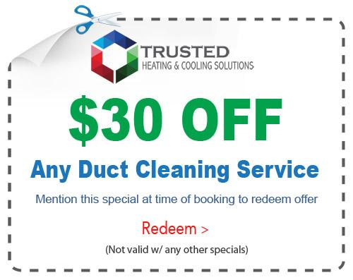 air duct cleaning specials Michigan