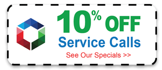 10% off service calls HVAC, water heater, gas line solutions Michigan