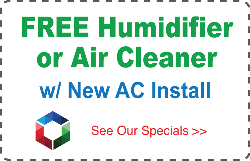 AC replacement specials Brighton, Hartland, and Howell