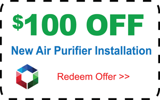 Indoor air purification specials Brighton, Howell, Hartland, Livingston County